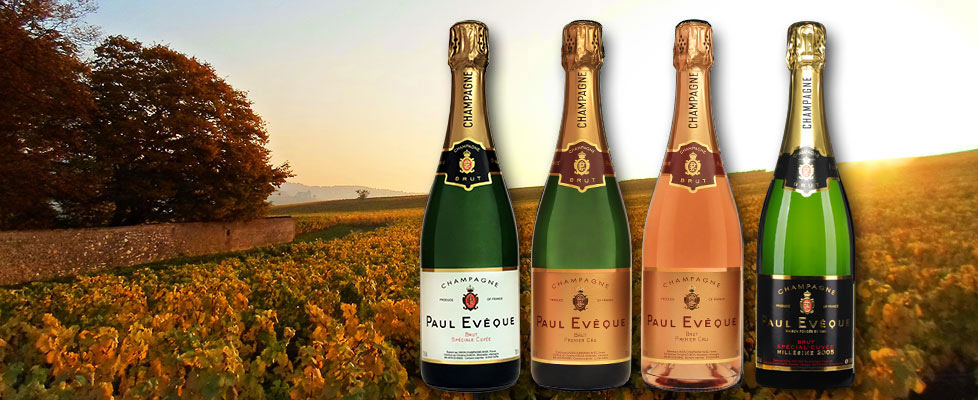 Champagner Paul Evêque - luxury Champagnee since 1921
